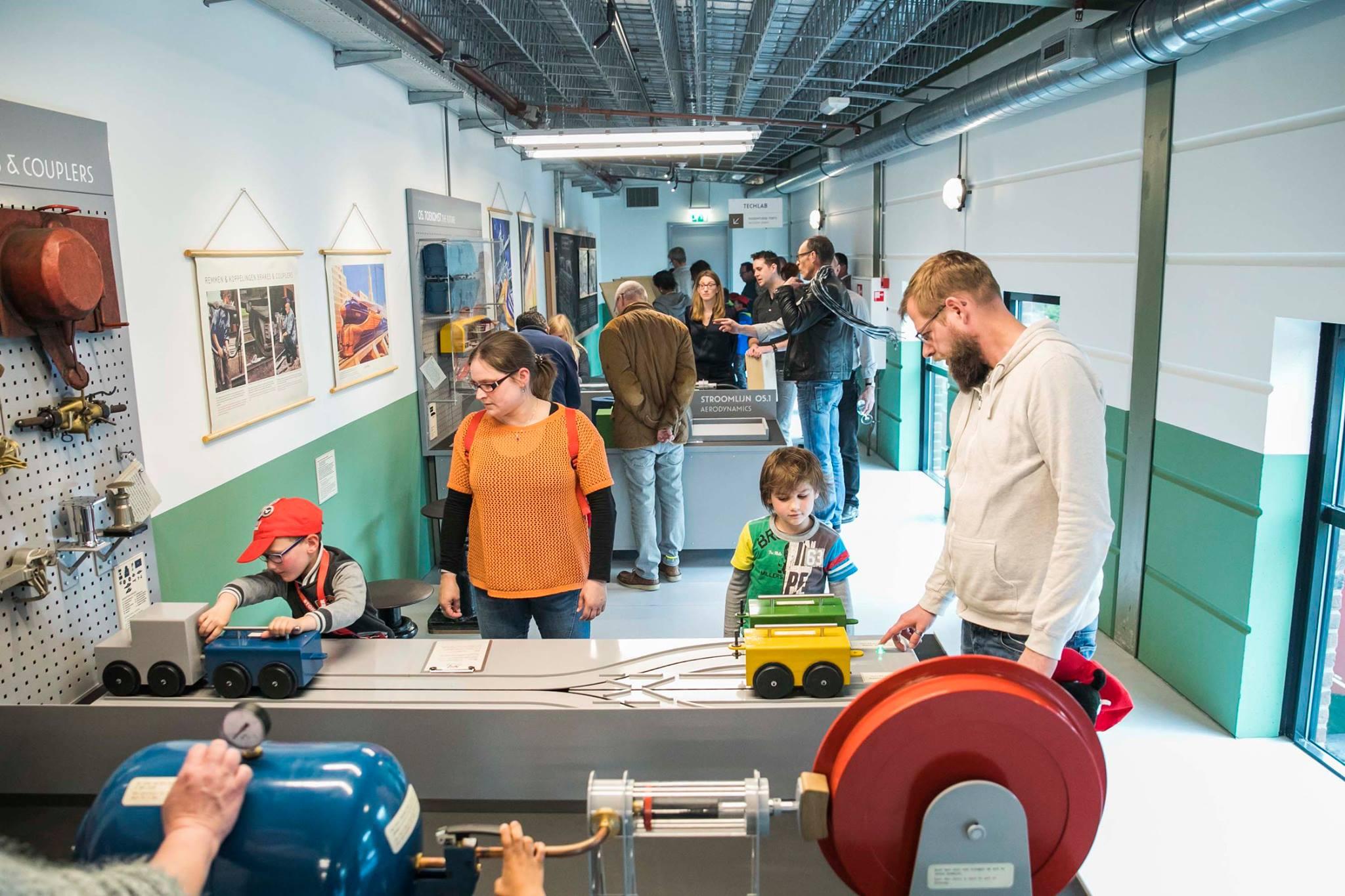 Techlab Spoorwegmuseum